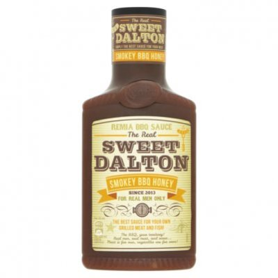 Remia Sweet Dalton smokey bbq honey