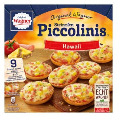 Wagner Piccolinis Hawaii