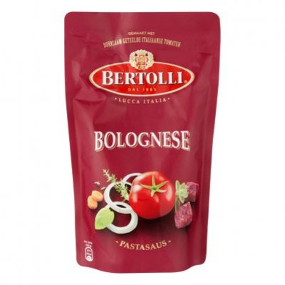 Bertolli Bolognese pastasaus