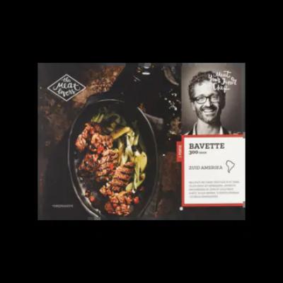 The Meat Lovers Bavette 1 Portie