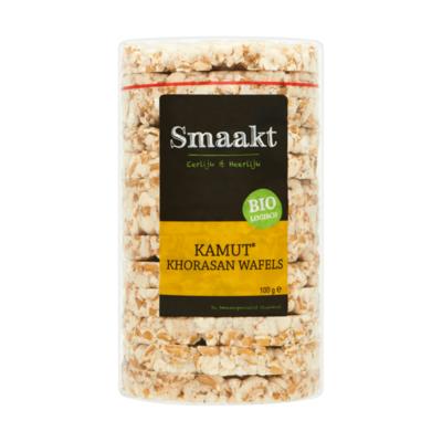Smaakt Kamut Khorasan Wafels