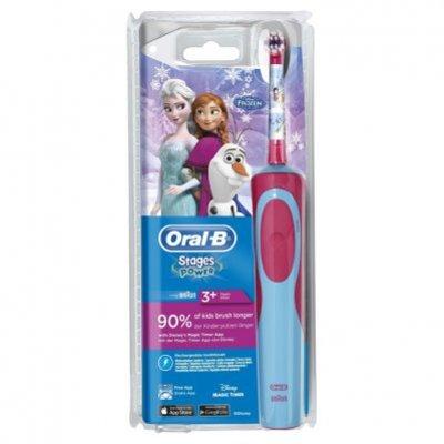 Oral-B Kids elektrische tandenborstel Frozen