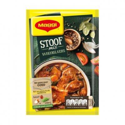Maggi Stoofmix varkenslapjes kruidenmix