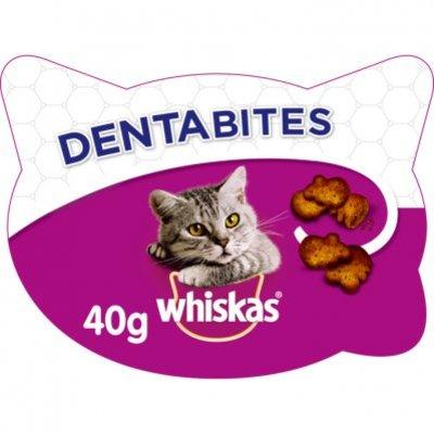 Whiskas Kattensnacks kip dentabites