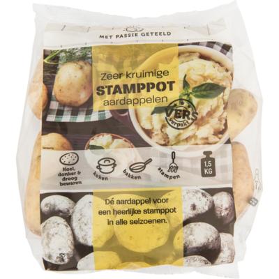 Lekker makkelijk Stamppotaardappelen
