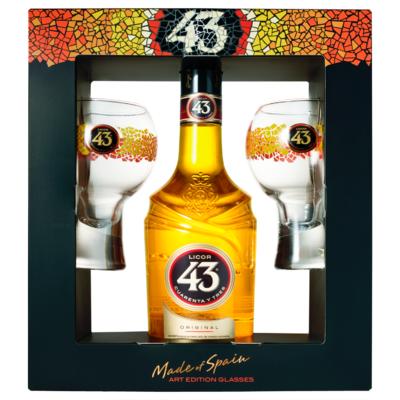 Licor 43 Likeur geschenkverpakking
