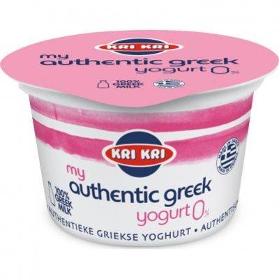 Kri Kri Originele Griekse yoghurt 0% vet