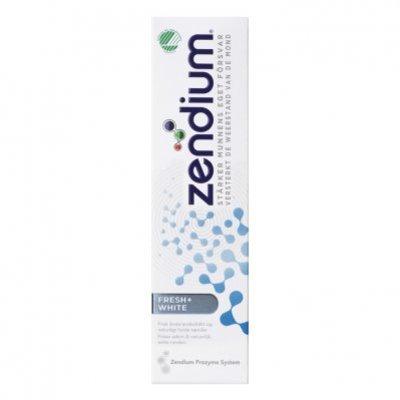 Zendium Tandpasta fresh + white