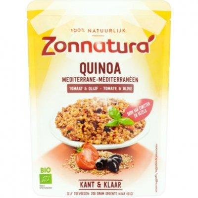 Zonnatura Quinoa tomaat olijf