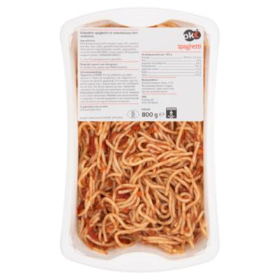 Budget Huismerk Spaghetti