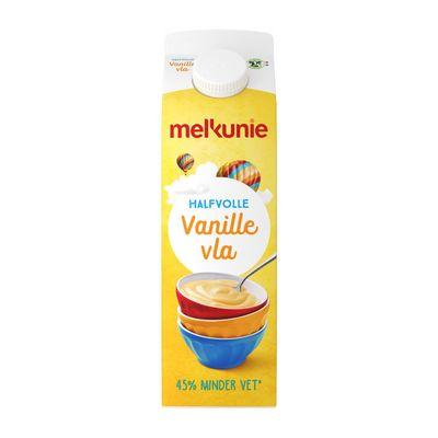 Melkunie Halfvolle Vanille Vla