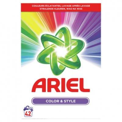 Ariel Waspoeder kleur