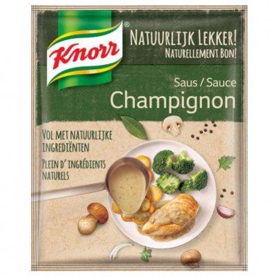 Knorr Natuurlijk lekker champignonsaus