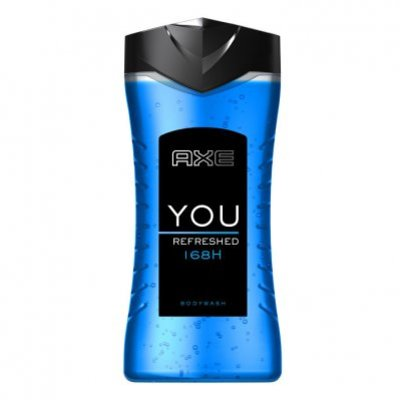 Axe Showergel refreshed