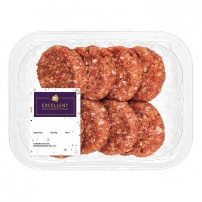 Huismerk Mini gourmet hamburgers