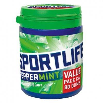 Sportlife Peppermint suikervrij kauwgom