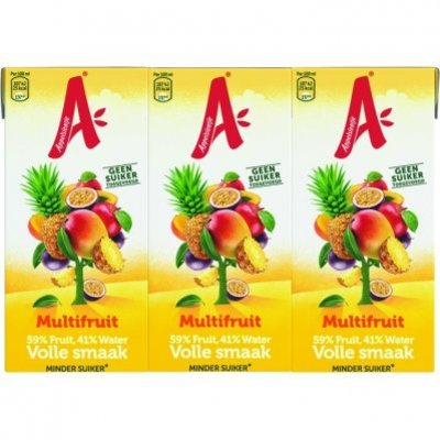 Appelsientje Multifruit volle smaak
