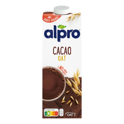 Alpro Chocolate Flavoured Oat Drink