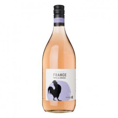 Huismerk Droge Franse huiswijn rosé