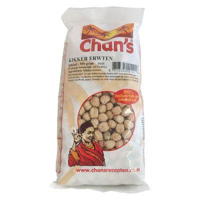 Chan's Kikkererwten