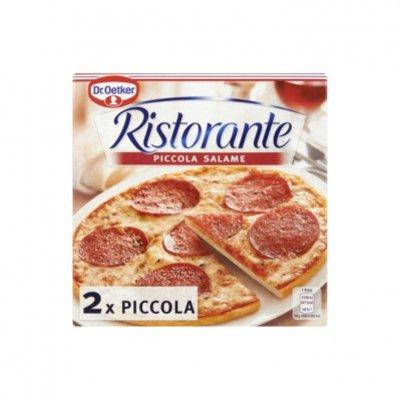 Dr. Oetker Ristorante piccola pizza salami