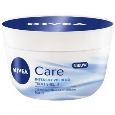 Nivea Care intensief voedende crème