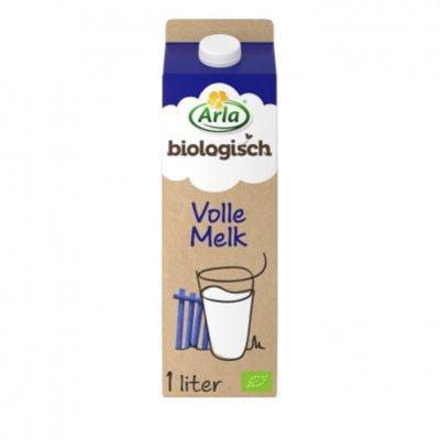 Arla Biologische volle melk