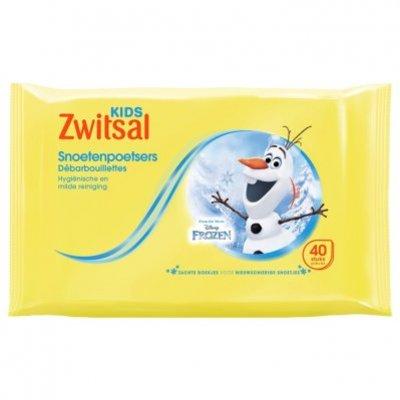 Zwitsal Kids snoetenpoetsers frozen