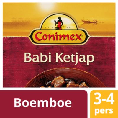 Conimex Boemboe babi ketjap
