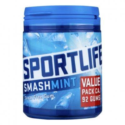 Sportlife Smashmint suikervrij kauwgom