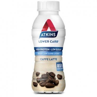 Atkins Caffe latte ready to drink