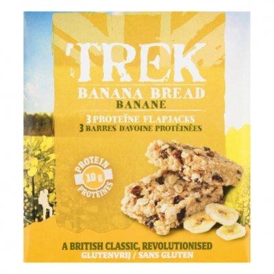 Trek Proteïne haver reep banana bread
