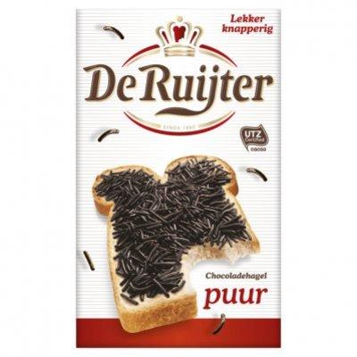 De Ruijter Chocoladehagel puur