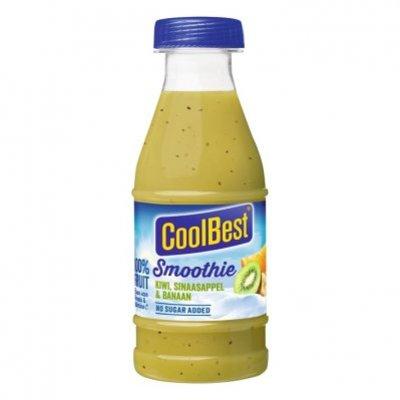 CoolBest Smoothie kiwi sin banaan