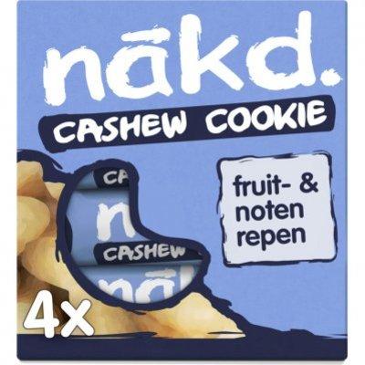 Nakd Cashew cookie notenreep met fruit