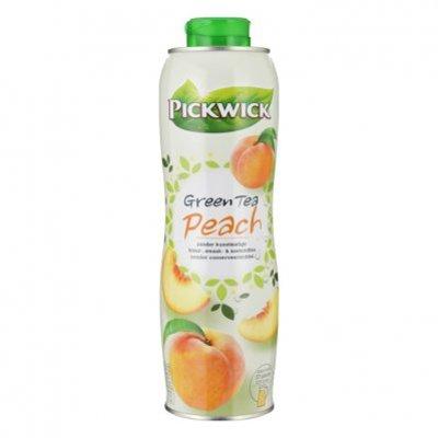 Pickwick Green tea peach siroop