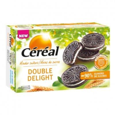 Céréal Double delight suikerbewust