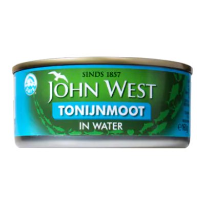 John West Tonijnmoot in Water