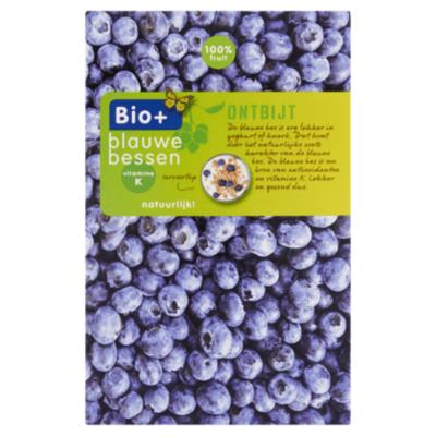 Bio+ Blauwe bes