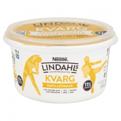 Lindahls Kvarg vanillesmaak