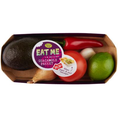 Eat Me Verspakket guacamole