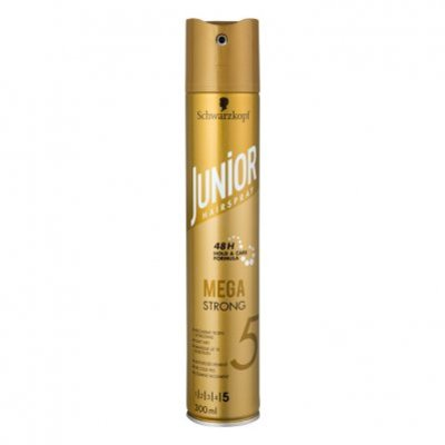 Junior Hairspray mega strong 5