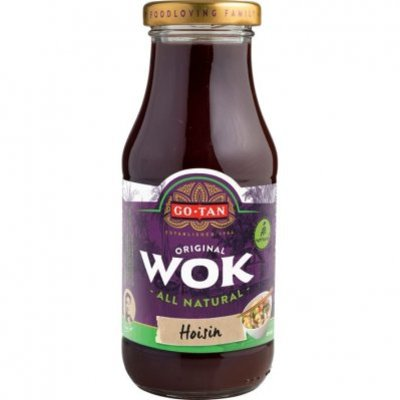 Go-Tan All natural woksaus hoisin