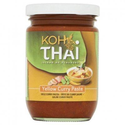 Koh Thai Yellow curry paste