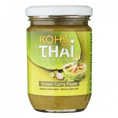 Koh Thai Green curry paste