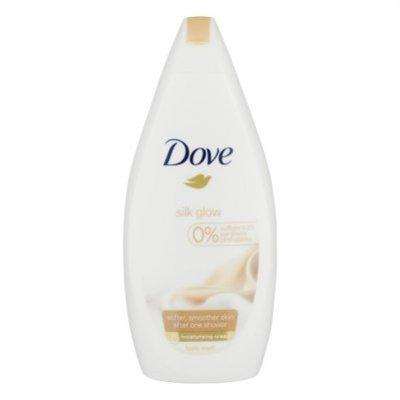 Dove Silk glow douchecrème