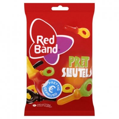 Red Band Pret sleutels