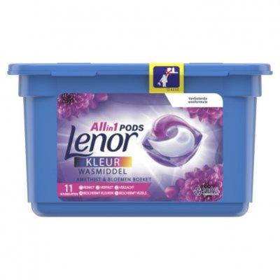 Lenor 3in1 pods amethist & bloemen wascapsules