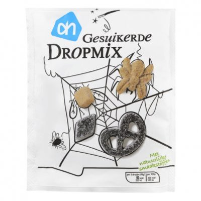 Huismerk Gesuikerde dropmix