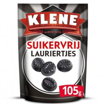 Klene Lauriertjes suikervrij
